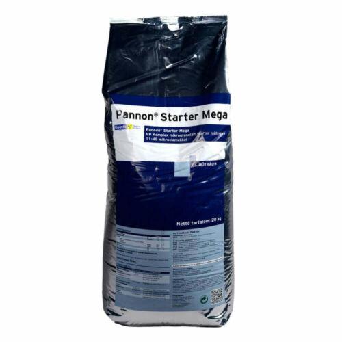 Pannon Starter Mega 11-49 NP 20 kg Starter műtrágya