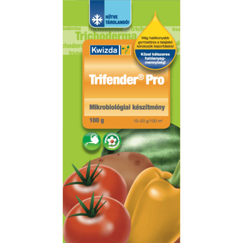 Trifender Pro 100 gramm mikrobiológiai készítmény, a gombaevő gomba