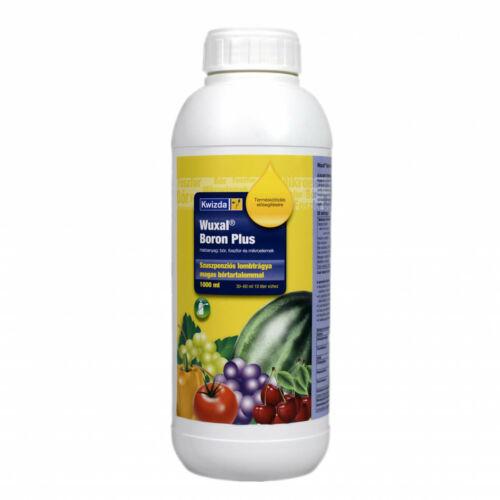 Wuxal Boron Plus 1 liter magas bór és foszfortartalommal