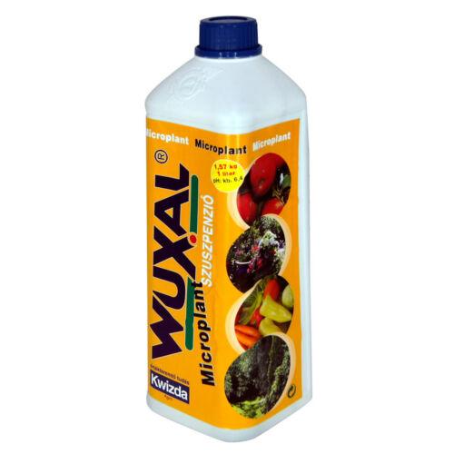 Wuxal Microplant 1 liter lombtrágya mikroelemek káliummal és magnéziummal