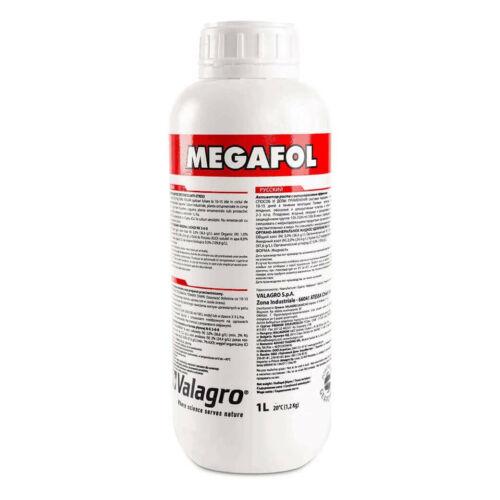Megafol 1 liter aminosav stresszcsökkentő biostimulátor a Malagrow-tól