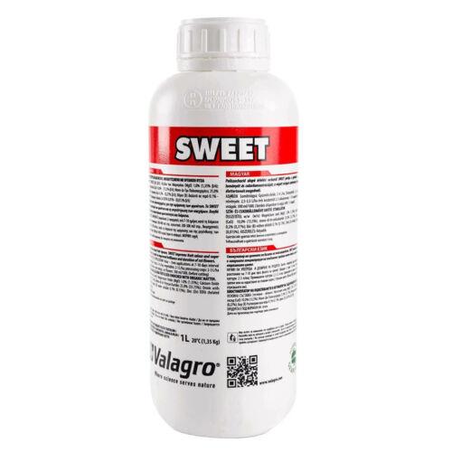 Sweet 1 liter cukortartalom növelő biostimulátor a Malagrow-tól