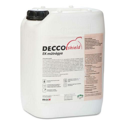 DeccoShield 10 liter kalcium-karbonát tartalmú bevonatképző készítmény az UV ellen