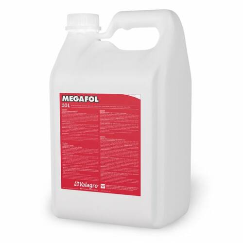 Megafol 10 liter aminosav stresszcsökkentő biostimulátor a Malagrow-tól