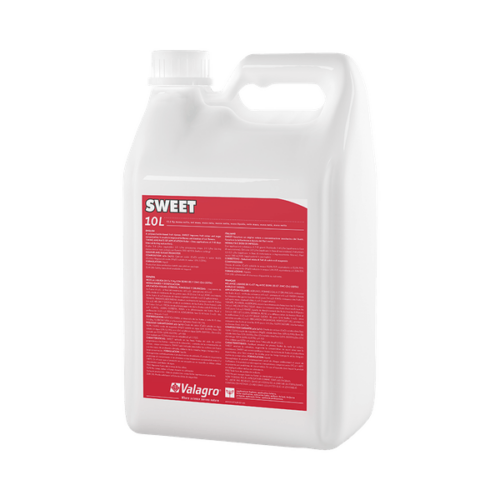 Sweet 10 liter cukortartalom növelő biostimulátor a Malagrow-tól