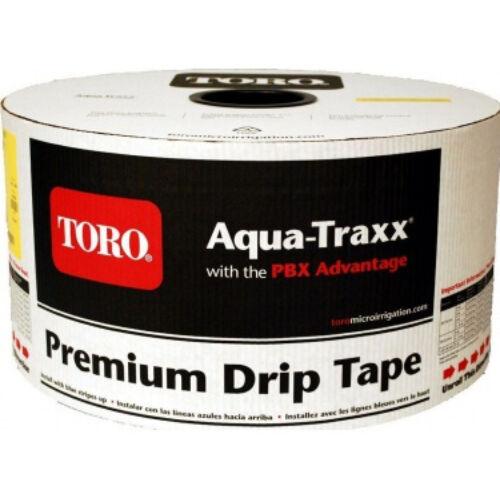 Aquatraxx 8 mil 10 cm osztás 4200 m csepegtető szalag