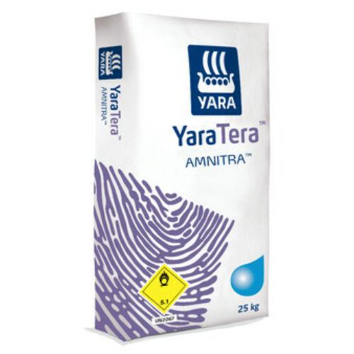 YaraTera ammónium-nitrát zsírmentes 25 kg vízoldható mono műtrágya