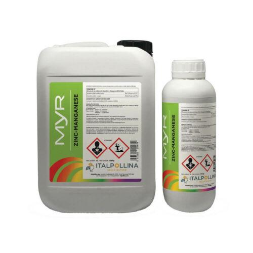 Myr Cink-Mangán 1 liter aminósavas cink-mangán tartalmú lombtrágya