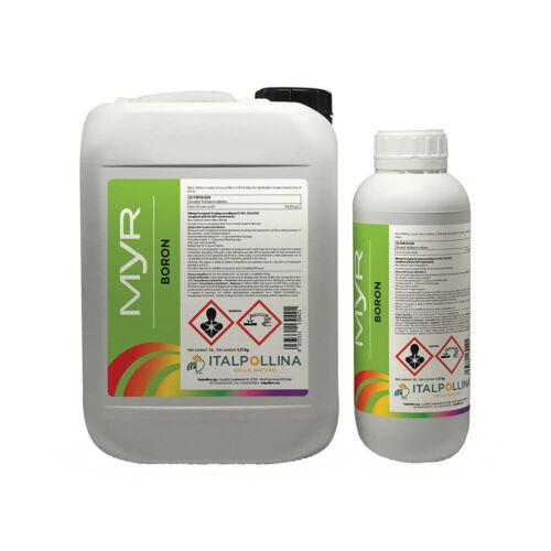 Myr Bór 1 liter aminósavas bórtartalmú lombtrágya