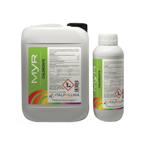 Myr Klorózis 1 liter aminósavas vastartalmú lombtrágya