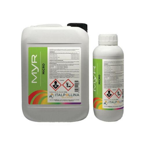 Myr Micro 1 liter aminósavas komplex mikroelem lombtrágya